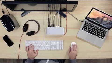 Elgato Thunderbolt 2 Dock - Video Golem de