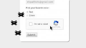 Google No-Captcha