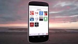 Opera für Android - Trailer