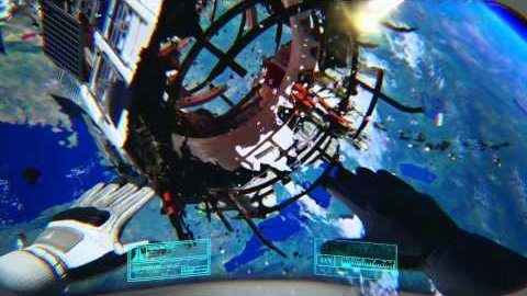 Adr1ft - Trailer (Gameplay)