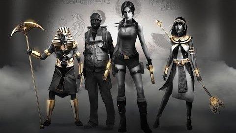 Lara Croft und der Tempel des Osiris - Trailer (Launch)