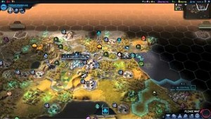 Update für Civilization Beyond Earth - Gameplay