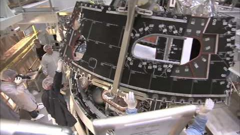 Erstflug der Raumkapsel Orion am 5. Dezember 2014