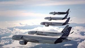 Qatar Airways ist der erste A350-Kunde