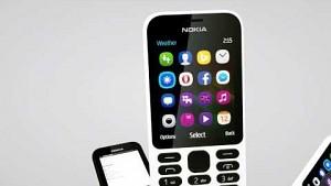 Microsofts Nokia 215 - Trailer