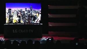 LG stellt OLED-TVs für 2015 vor (CES 2015)