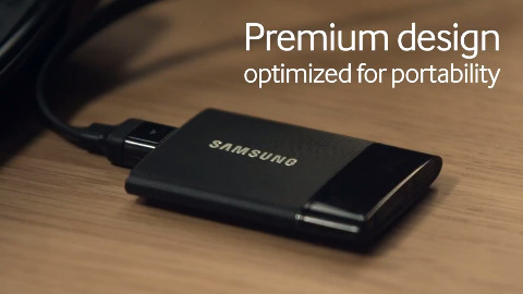 Samsung Portable SSD T1 - Trailer
