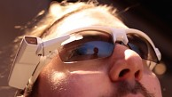 Sony Smartglass Attach - Hands on (CES 2015)