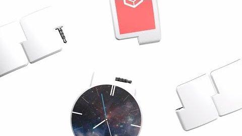 Blocks - modulare Smartwatch - Trailer