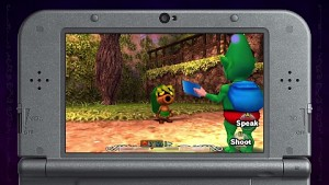 Zelda Majora's Mask 3D Remake für 3DS - Trailer