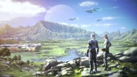 Sid Meier's Starships - Trailer (Announcement)