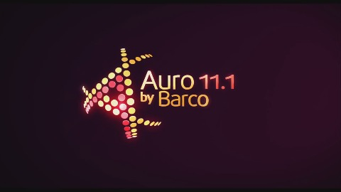 Auro 11.1 in Barco-Installationen
