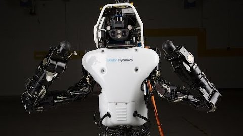 Atlas Unplugged - Boston Dynamics