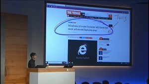 Microsofts Spartan Browser für Windows 10
