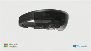 Microsoft Hololens - Trailer