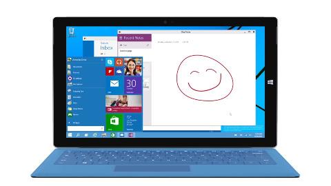 Microsoft zeigt Continuum für Windows 10