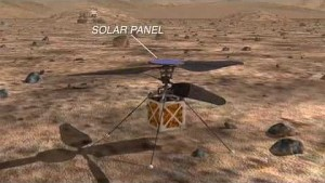 Crazy Engineering Mars Helicopter