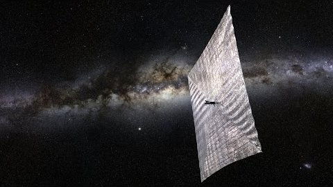 Lightsail - Segeln im Weltall - Planetary Society