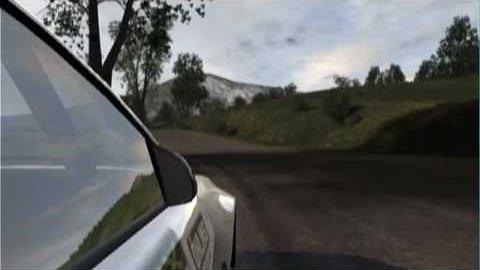 Rallisport Challenge (Xbox) - Intro