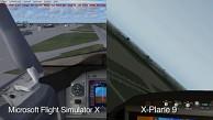 X-Plane 9 - Golem.de Spieletest