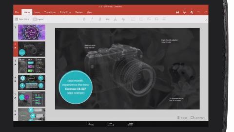 Office für Android - Trailer