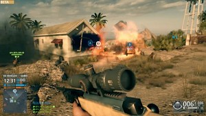 Battlefield Hardline Multiplayer angespielt
