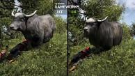 Nvidia zeigt realistisches Tierfell durch Gameworks