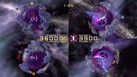 Super Stardust Ultra - Trailer (PS4)
