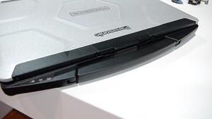 Panasonic Toughbook CF-54 - Hands on