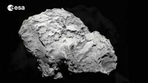 Rosettas Vorbeiflug an Tschuri - Esa