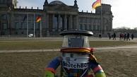 Hitchbot auf Deutschlandtour - Bericht