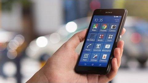 Sony Xperia E4g - Trailer