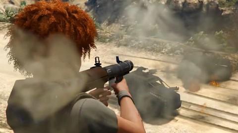 GTA 5 - Trailer (Heists in GTA Online)