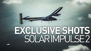 Solarflugzeug HB-SIB - Solar Impulse