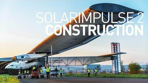 Bau des Solarflugzeugs HB-SIB - Solar Impulse