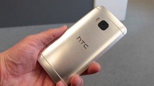 HTC One M9 - Hands on