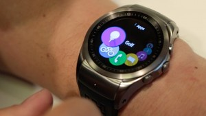 LG Watch Urbane LTE - Hands on (MWC 2015)