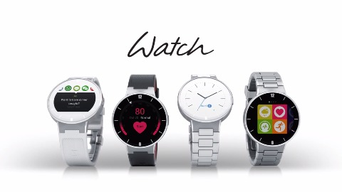 Alcatel Onetouch Watch - Herstellervideo