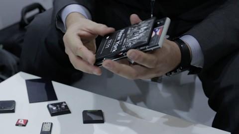 Project Ara - Hands on mit dem modularen Smartphone