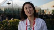Helen Li von Oneplus - Interview (MWC 2015)
