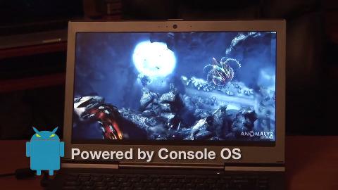 Console OS - Trailer (Kickstarter)