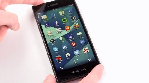 Blackberry Leap - Produktvorstellung