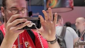 Lenovo Vibe Shot - Hands on (MWC 2015)