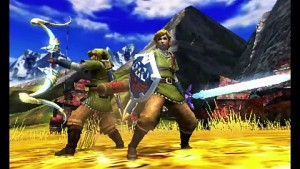 Monster Hunter 4 Ultimate - Trailer (Link-Kostüm, 3DS)