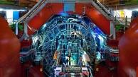 Detektor Alice aus der Luft - Alice-Kollaboration, Cern