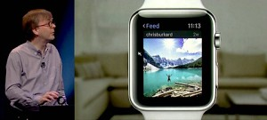 Apple Watch - Livedemo (Spring Forward Event 2015)