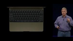 Apple stellt das Macbook 12 (2015) vor