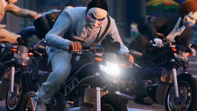 GTA Online Heists - Trailer (Armed Robbery)