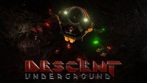 Descent Underground - Trailer und Entwicklerinterviews