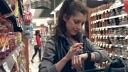 Inmarket Apple Watch im Supermarkt